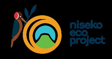 ニセコエコプロジェクト Logo